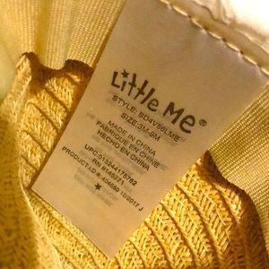 Little Me Hat & Disney Headband 3mo-8Mo A-Dorable